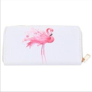 Handbags - Flamingo Wallet 💕
